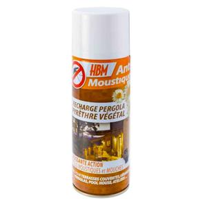 Recharge Pyrèthre diffuseur anti-moustique Extérieur