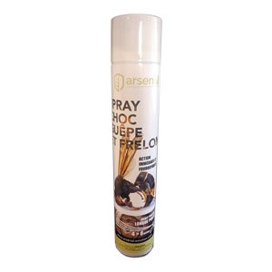 Spray Spécial nid de frelons et nids de guêpes