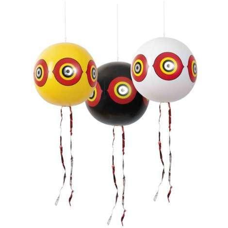 ballon effaroucheur solution contre les oiseaux